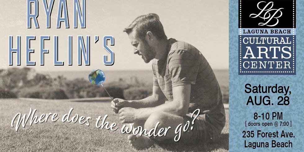 "Ryan Heflin, ""Where Does the Wonder Go?"""