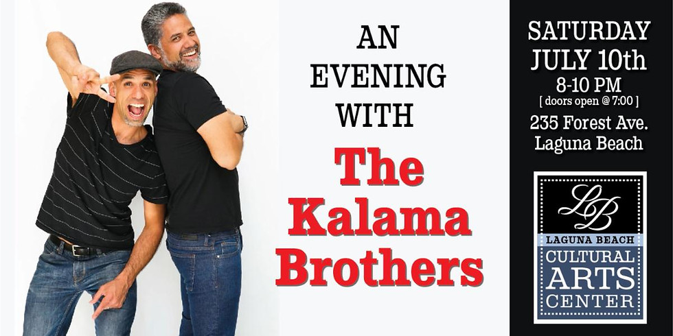 An Evening with the Kalama Brothers