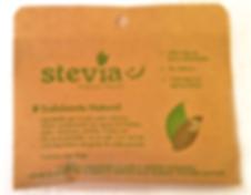 Stevia en hojas natural