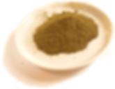 Polvo hojas de stevia