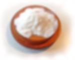Stevia pura en polvo