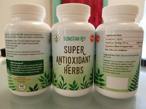 Super Antioxidant Herbs