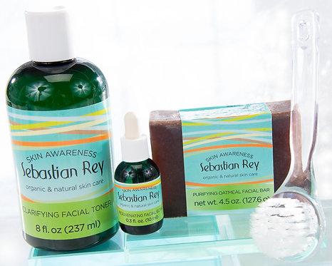 Sebastian Rey's Anti-Aging Kit