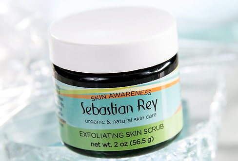 Exfoliating Skin Scrub