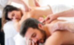 Couple's Massage, Couple's Facial