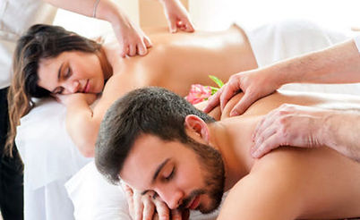 Couple's Massage, Couple's Facial