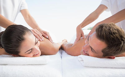 Couple's Massage, Couple's Facial, Couple's Services