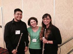 2014 NFA College Flute Choir Winners