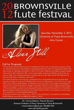 2012 Brownsville Flute Festival
