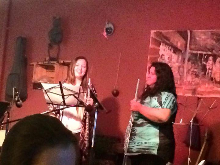 El Hueso Coffee House Recital 2015