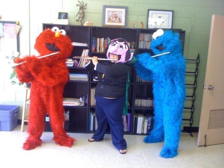 2011 Flute Studio Halloween