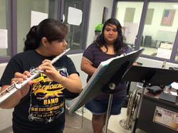 2014 San Benito HS Flute WODS