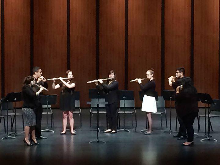2015 South Texas Flute/Clarinet Fest