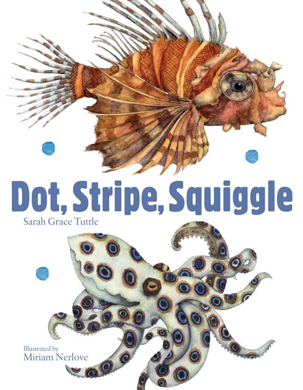 A New Book, and a Love of Squiggles