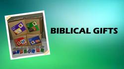 BIBLICAL GIFTS