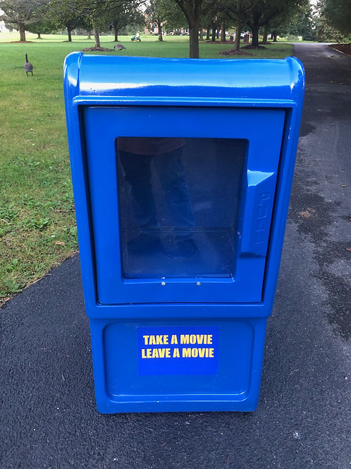 Deluxe Plastic Free Blockbuster Box