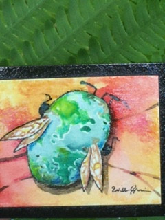 Earth Bee Found