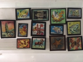 The Schlegel Family Mini Art Collection