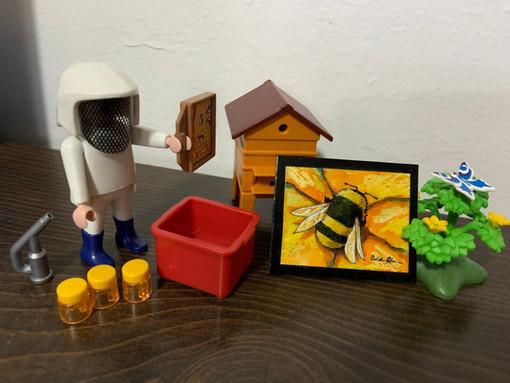Toys and Art Bonus Clue