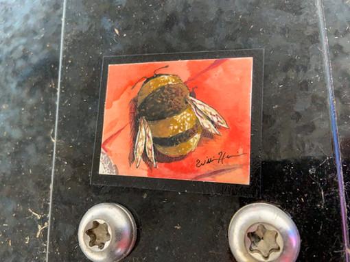 Golden Bee Hard Clue