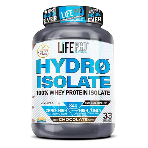 HYDRO ISOLATE 1KG LIFE PRO