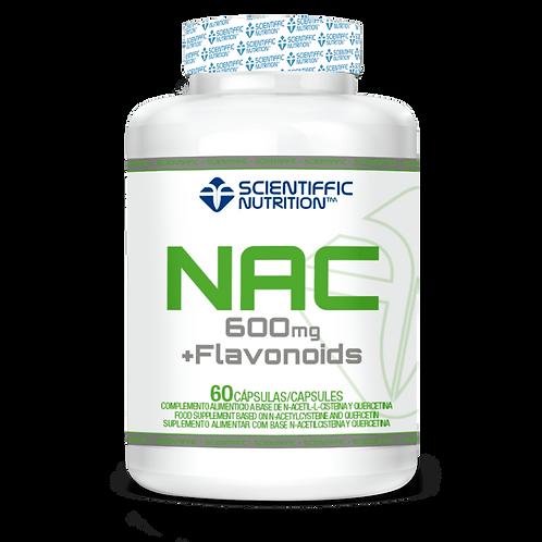 NAC + FLAVONOIDS 600MG