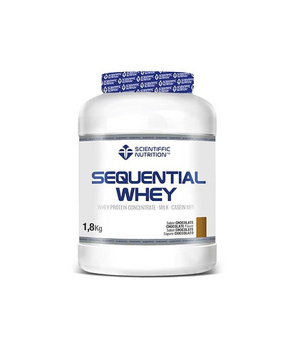 SEQUENTIAL WHEY 1.8KG