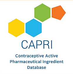 Press here to access CAPRI: the Contraceptive Active Pharmaceutical Ingredient Database