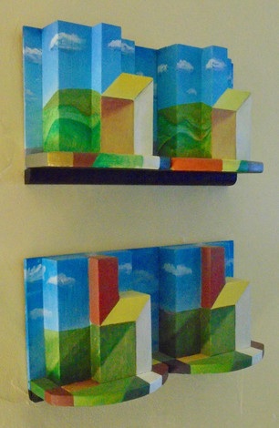 Cubic Houses, together