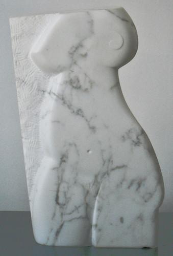 Nyde Torso in Marble