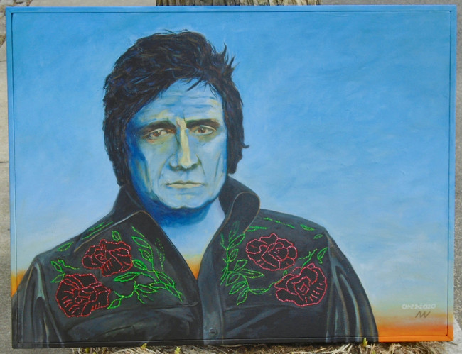 JOHNNY CASH 1, 22, 2020