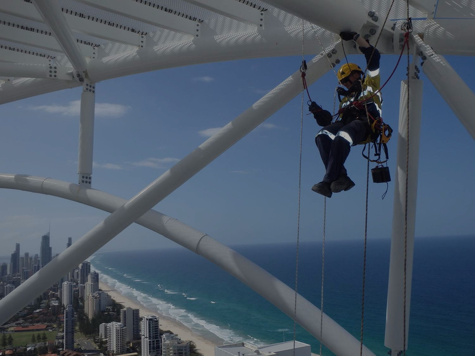 Gold Coast Rope access
