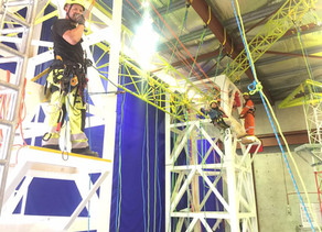 IRATA Rope Access Training   Australia