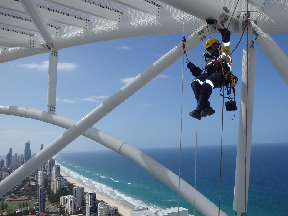 Rope Access Gold Coast
