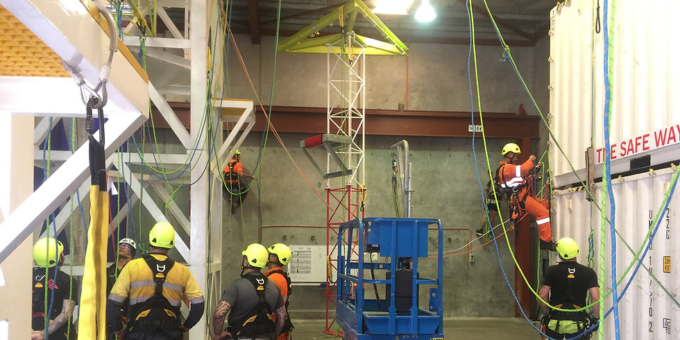 Perth - IRATA Training Level 1 - Afternoon Course