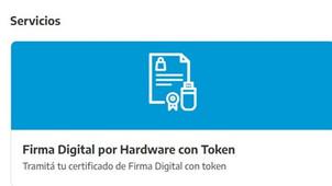 Firma Digital AC ONTI - Renovación de Certificados Paso a Paso