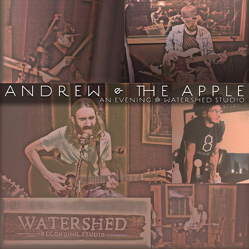An Evening @ Watershed Studio (Live EP) - CD
