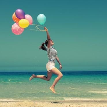 « S'alléger psychologiquement, chouette bientôt les vacances ! »