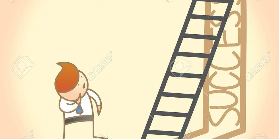 « Gravir l'échelle du succès ! »