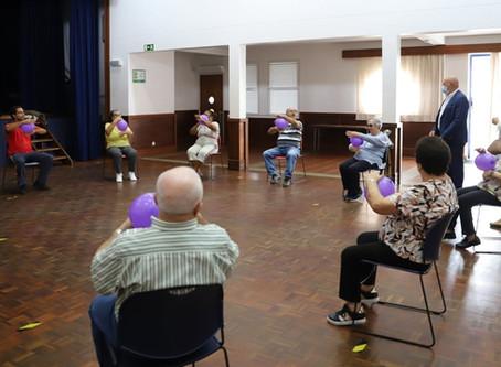 Município da Horta recebe Selo de Comunidades Pró-envelhecimento
