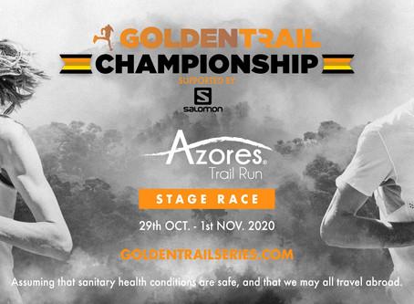 The Golden Trail Championship tem início no dia de hoje, na ilha do Faial