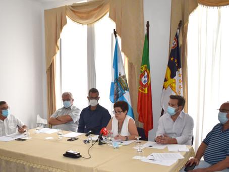 Comissão Especializada Acessibilidades Aéreas e Marítimas da Horta apresenta Relatório Preliminar