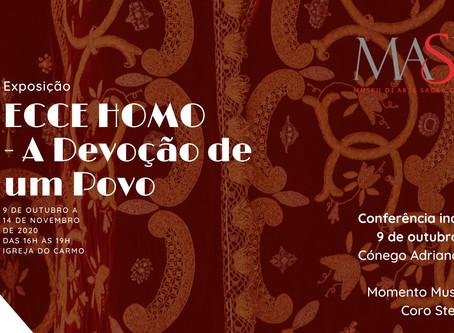 """Museu de Arte Sacra da Horta inaugura exposição """"Ecce Homo – A Devoção de um Povo"""""""