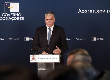 Governo dos Açores declara o estado de alerta em todo o território  até ao dia 31 de março