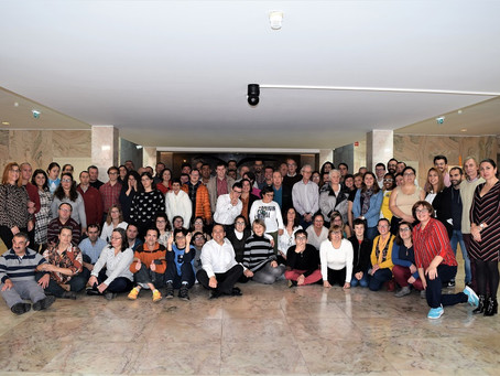 Assembleia Legislativa da RAA celebra  Dia Internacional das Pessoas com Deficiência.