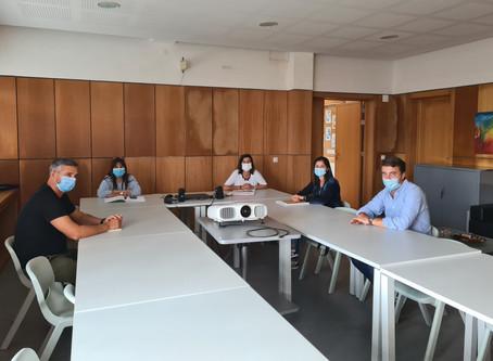 Governo, APADIF e Escola Secundária Manuel de Arriaga parceiros para promover o sucesso escolar