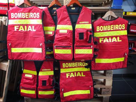 AHBVF adquire 25 coletes de emergência médica