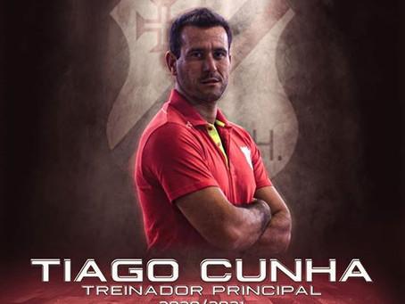 Tiago Cunha mantém-se nos comandos do Sporting  Clube da Horta