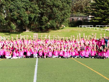 150 meninas na Festa do Futebol Feminino no Faial