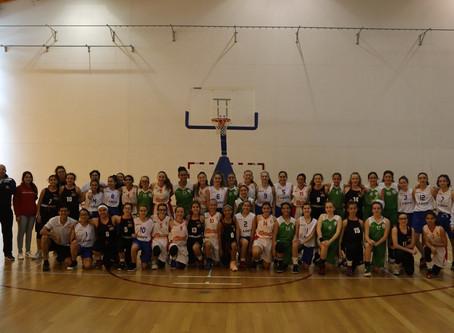 Associação de Basquetebol da Ilha Terceira vence Torneio Regional Sub 14 Femininos
